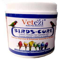 Granules Vetezi Birds - Cure