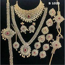 12b7144e95221 Bridal Necklace Set in Bengaluru, Karnataka | Get Latest Price from ...