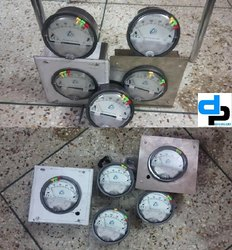 Aerosense Model ASG -10MM Differential Pressure Gauge Range 0-10 mm