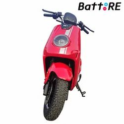 Red Battre One Battery Operated Scooter