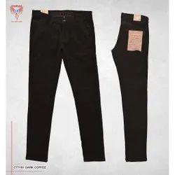 Regular Fit Formal Cotton Pants