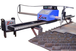 Portable Type CNC Plasma Machine