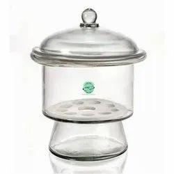 Rajas Dessicators Glass Non Vacuum