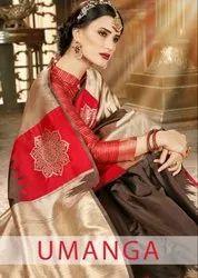 YNF Umanga Kanjivaram Art Silk Saree