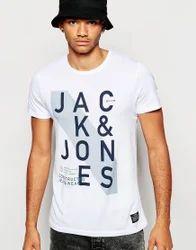 Jack N Jones Half Sleeves T Shirts