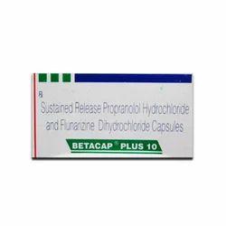 Sustained Release Propranolol Hydrochloride
