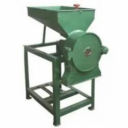 10 MS Pulveriser 2 HP Motor, Weight Capacity: 25-30 kg per hour