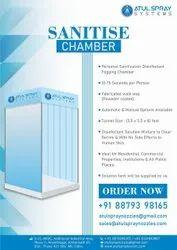 Sanitizer Chamber