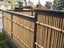 Raw Bamboo Poles