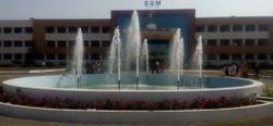 Outdoor Nozzle Fountain