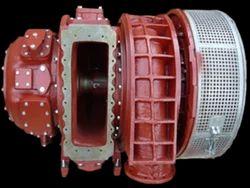 Bbc Abb Vtr 454 Marine Turbocharger