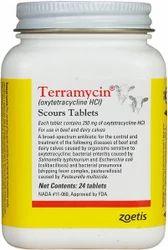 Terramycin(oxytetracycline hcl) 250mg Tablets