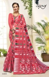 Brown Party  Designer Bridal Saree