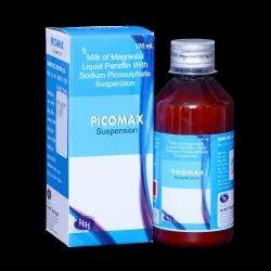 Milk Of Magnesia, Liquid Paraffin & Sodium Picosulphate Suspension