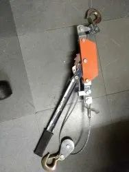 Manually Operated Cable Puller