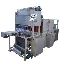 Semi Automatic Bottle Wrapping Machine