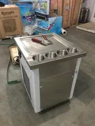 Fried Pan Ice Cream Machine/Fry Ice Cream Machine