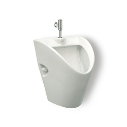 White Stainless Steel Roca Chic Vitreous Standard Urinals With Top Inlet