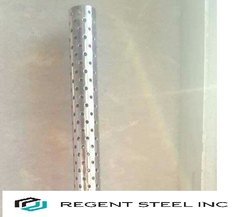 Stainless Steel Perforate Pipe