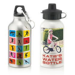 Promotional Sipper Bottle
