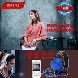 SSM Wired MDR XB450 Headphone