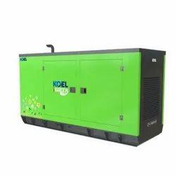 Kirloskar 45 KVA Silent Diesel Generator