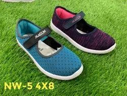 Ladies Sport Shoes, Model Name/Number: NW-5, Size: 4 X 8