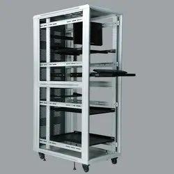 Floor Standing Open Frame Rack