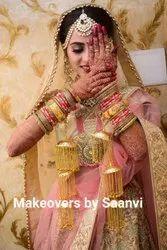 10:30 To 8:00 Manually Bridal Makeup, Allahabad