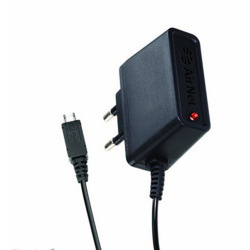 Black Mobile Phone Charger