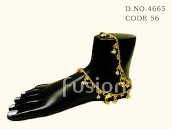 Indian Wedding Traditional Payal Anklet