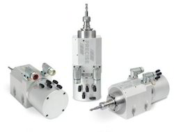 Precise High Frequency Spindles