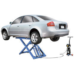 Amfos Scissor Type Portable Car Washing Lift