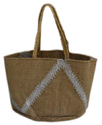 Hemp - Jute Tote Bags
