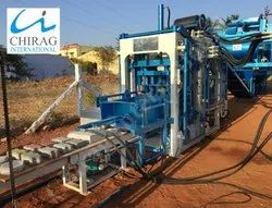 Chirag Automatic High Pressure Paver Block Machine