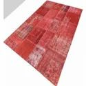 Red Patches Rugs
