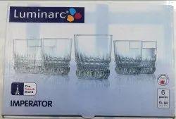 Luminarc Imperator Glassware