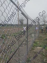 Heavy Coated Chain Link Mesh