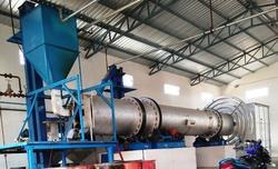 Activated Carbon Rotary Kiln Plant