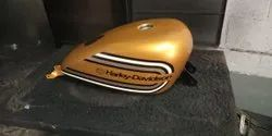 2 Wheeler Heat Painting Services