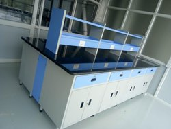Lab Furniture, Island Table, Lab Table Analytical Desk