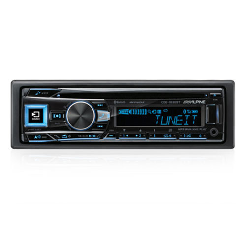 bdfc05a59 ... Blaupunkt Colombo ML110 Audio System and Blaupunkt Madrid 120BT Audio  System. Alpine CDE-163EBT Audio System