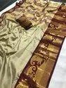 Beautiful Cotton Silk Saree