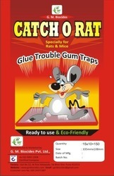 Rat Glue Trap - Catch O Rat