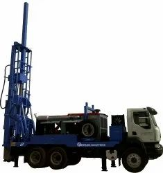 Pole Hole Drilling Equipment  All-Hydraulic (120 Degree rotation)