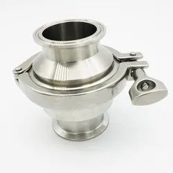 Stainless Steel SMS End NRV Valve
