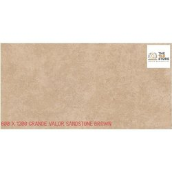 600 x 1200 Somany Grande Valor Sandstone Brown
