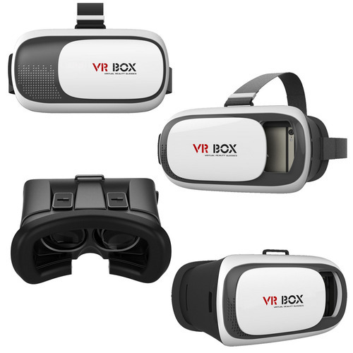 6073c26884 VR BOX Virtual Reality 3D Video Glasses Head Mount VR BOX