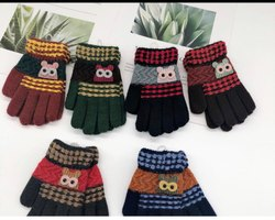 Baby Woolen Gloves