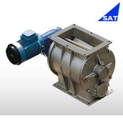 Rotary Airlock Valve, Model Name/Number: Sat-rotoval